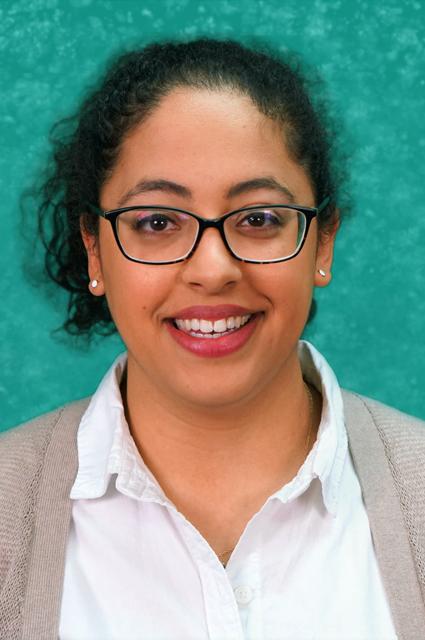 Andrea Flores, Software Developer Intern