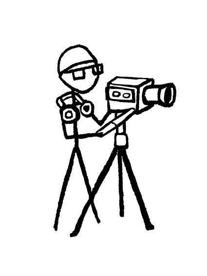 Nick Palos, Videographer